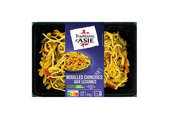 Nouilles Chinoises aux Légumes 400g